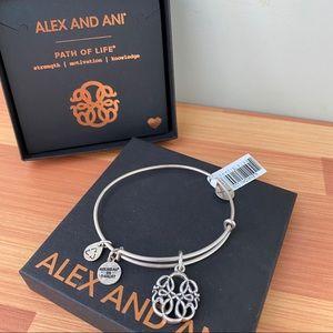 Alex Alni | Path Of Life Motivation Charm Bracelet